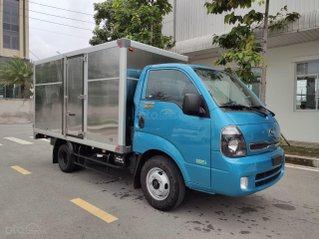 Xe tải kia K250 2021 2,49 tấn trả góp 75% vào thành phố