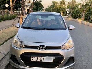 Cần bán con xe Hyundai Grand i10 số sàn