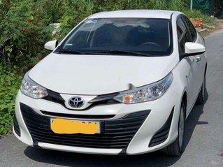 Cần bán Toyota Vios 2018, màu trắng