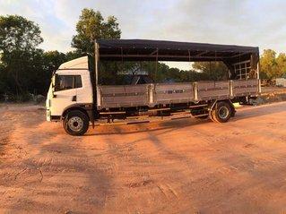 Xe FAW Xe tải thùng sản xuất năm 2021, màu trắng chính chủ