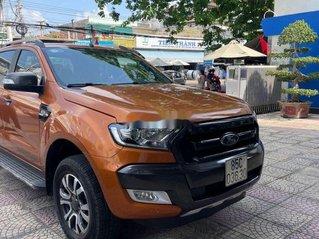 Xe Ford Ranger 2017, màu nâu, nhập khẩu nguyên chiếc còn mới