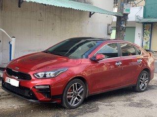 Cần bán lại xe Kia Cerato 1.6AT sản xuất năm 2019, màu đỏ