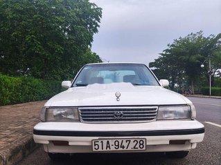 Xe Toyota Cressida 1993, màu trắng, xe nhập chính chủ, giá 140tr