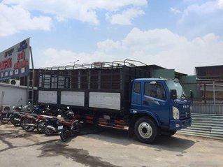 Bán Faw xe tải thùng đời 2019, màu xanh lam, giá chỉ 550 triệu