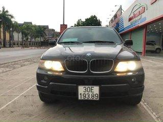 Cần bán BMW X5 năm 2005, màu đen, nhập khẩu nguyên chiếc, giá 286tr