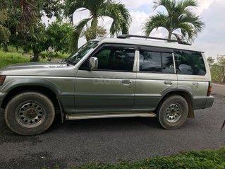Bán Mitsubishi Pajero năm 2001, màu bạc như mới