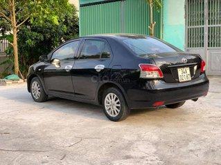 Bán Toyota Vios đời 2010, màu đen