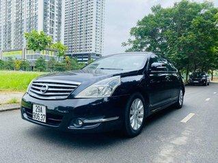 Cần bán lại xe Nissan Teana đời 2010, màu đen, nhập khẩu nguyên chiếc, 355tr