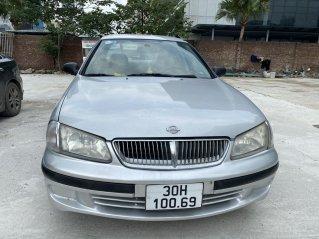 Bán Nissan Sunny năm 2001 giá cạnh tranh, nhập Nhật xe thanh lý bộ công an. Đăng ký chính chủ không lỗi nhỏ