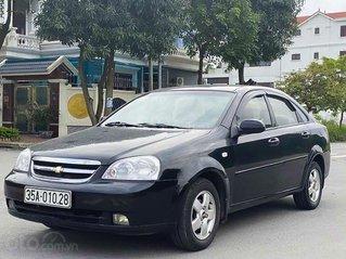 Cần bán xe Chevrolet Lacetti năm 2012, màu đen, 180 triệu