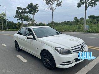 Bán xe Merc C200 2012, giá 560tr xe gia đình, bao check hãng