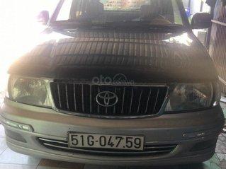 Bán xe Toyota Zace GL 2005, màu xanh