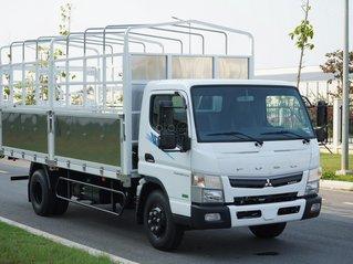 Xe tải Nhật Bản 3.5 tấn Mitsubishi Fuso Canter TF7.5 Thùng Dài 5.2m, trả góp 70% tại Hà Nội