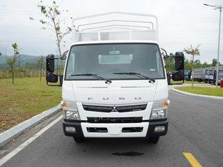 Xe tải Nhật Bản 4.6 tấn Mitsubishi Fuso Canter TF8.5L thùng dài 6.2m, trả góp 70% tại Hà Nội