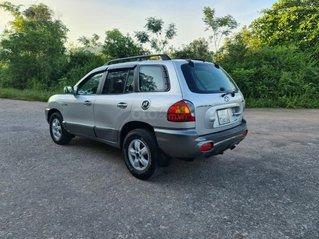 Bán Hyundai Santa Fe Gold sản xuất năm 2004, màu bạc số tự động, giá chỉ 245 triệu