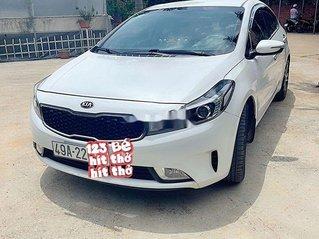 Bán Kia Cerato đời 2018, màu trắng, nhập khẩu nguyên chiếc