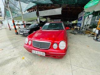 Cần bán Mercedes 2001, màu đỏ, nhập khẩu nguyên chiếc giá cạnh tranh