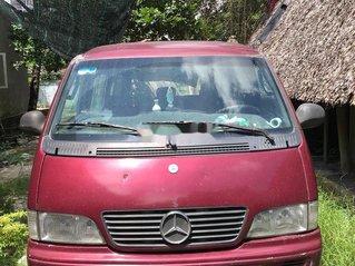 Cần bán Mercedes năm 2003, màu đỏ, xe nhập còn mới giá cạnh tranh