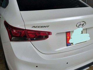 Bán Hyundai Accent đời 2019, màu trắng còn mới