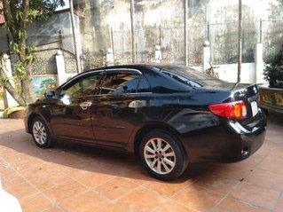Cần bán Toyota Corolla năm 2009, màu đen, xe nhập số tự động