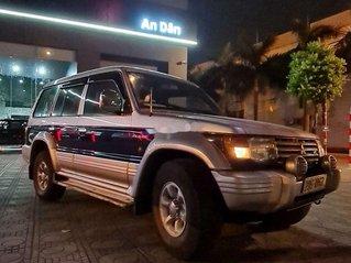 Cần bán xe Mitsubishi Pajero đời 2002, màu bạc, giá 235tr