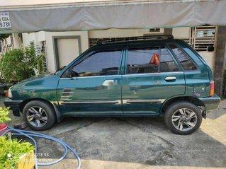 Cần bán lại xe Kia CD5 đời 2003, màu xanh lam