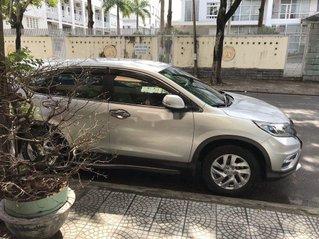 Cần bán Honda CR V năm 2015, màu bạc còn mới, giá tốt
