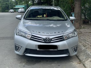 Xe Toyota Corolla Altis số sàn model 2015, giá chỉ 445 triệu