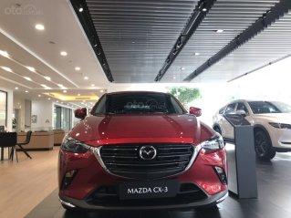 [Mazda Bình Dương] Mazda CX3 sản xuất 2021, ưu đãi sốc, giảm 10tr tiền mặt