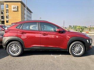 Cần bán lại xe Hyundai Kona 2.0 AT năm sản xuất 2021, màu đỏ, giá chỉ 674 triệu
