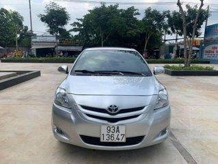 Cần bán Toyota Vios sản xuất năm 2008, màu bạc giá cạnh tranh 196tr
