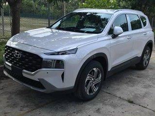 Bán xe Hyundai Santa Fe năm 2021, màu trắng
