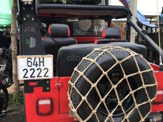 Bán con Jeep đã độ tay lái chợ lực điện
