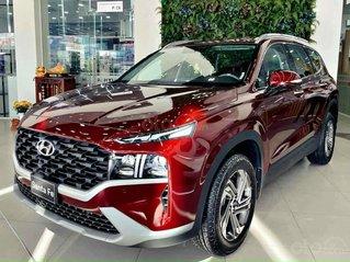 Bán Hyundai Santa Fe sản xuất năm 2021, màu đỏ