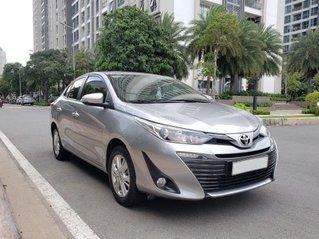 Cần bán lại xe Toyota Vios đời 2019, màu bạc