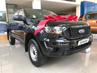 Bán Ford Ranger sản xuất 2021, màu đen, thủ tục nhanh gọn