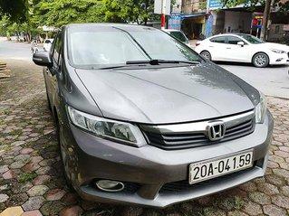 Cần bán lại xe Honda Civic 2013, màu xám chính chủ