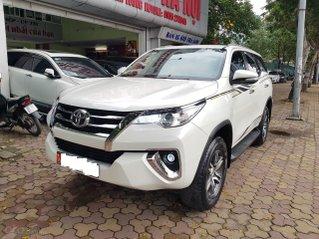 Sàn Ô Tô HN Bán Toyota Fortuner bản 2.7 nhập khẩu nguyên chiếc, sản xuất năm 2017, xe tư nhân chính chủ đi rất ít