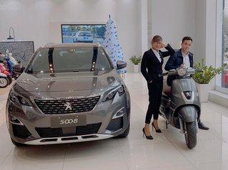 """[Peugeot Thanh Xuân] - sắm Xế Peugeot tặng ngay xe máy Django - Duy nhất tháng 6 """"Chill"""" hè, deal cực chất"""