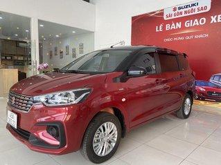Cần bán xe Suzuki Ertiga đời 2021, màu đỏ, nhập khẩu, 459.9 triệu