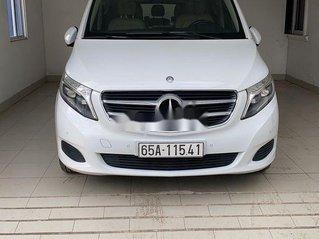 Bán ô tô Mercedes V250 sản xuất 2016, màu trắng, nhập khẩu