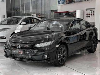 Bán Honda Civic sản xuất 2021, màu đen