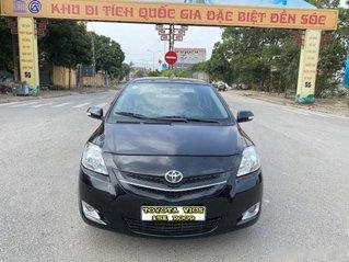 Cần bán gấp Toyota Vios 1.5E sản xuất năm 2009, màu đen