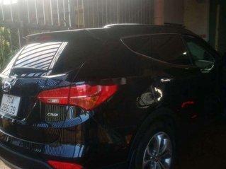 Bán Hyundai Santa Fe đời 2014, màu đen, nhập khẩu chính chủ