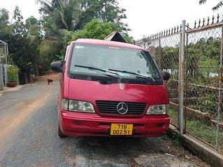 Cần bán xe Mercedes MB100 năm 2003, màu đỏ, nhập khẩu