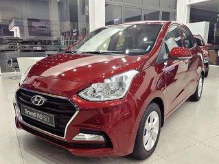 Bán Hyundai Grand i10 sản xuất năm 2021, màu đỏ, nhập khẩu, giá 392tr
