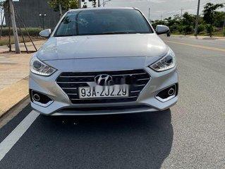 Bán ô tô Hyundai Accent đời 2020, màu bạc, nhập khẩu chính chủ, 500tr