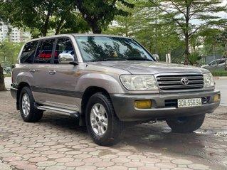 Bán xe Toyota Land Cruiser sản xuất 2004 giá 420 triệu