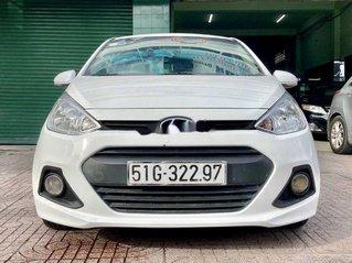 Bán Hyundai Grand i10 sản xuất năm 2016, màu trắng, nhập khẩu