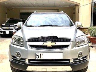 Bán Chevrolet Captiva năm sản xuất 2010, màu bạc